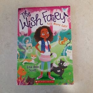 "3/$10 The Wish Fairy ""Too Many Cats"""